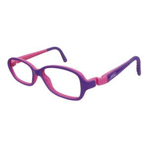 Nano NAO50130 Re-Paly Kids  Eyeglasses Purple/Pink Eye Size 44-15