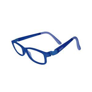 Nano NAO50333 Game-Over Kids Eyeglasses Blue Marine/Blue Marine Eye Size 48-17