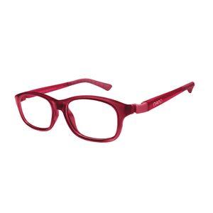 Nano NAO52448 Arcade Kids Eyeglasses Burgundy/Burgundy Eye Size 48-17