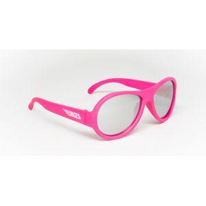 Babiators ACE-005 Sunglasses Popstar Pink Mirrored Lenses