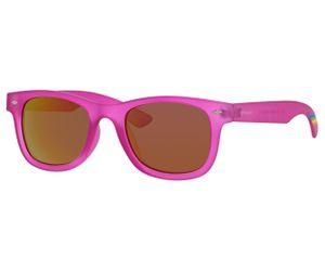 0ebcb5219f9 Polaroid Childrens Sunglasses PLD 8009 N Polarized Bright Pink-0IMS-AI