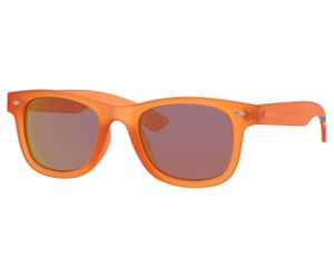 Polaroid Kids PLD-8009/N Sunglasses Polarized Orange- 0IMT-OZ
