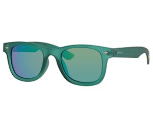 Polaroid Kids PLD-8009/NSunglasses Polarized Transparent Green-0PVJ-K7