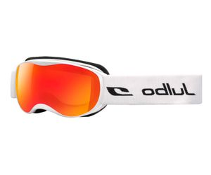 Julbo J73812114 Eyeglasses Atmo Ski Goggle Kids White/Orange