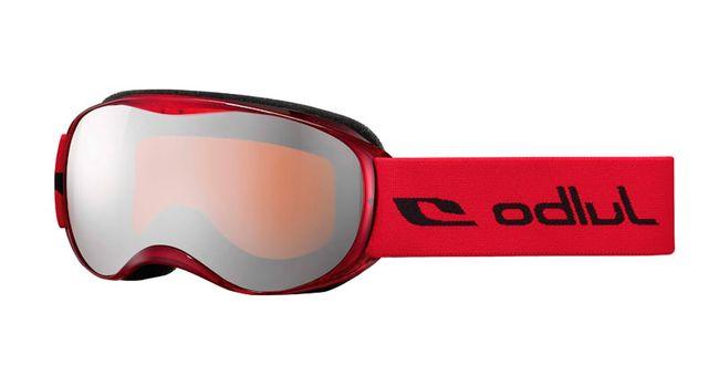 Julbo J73812134 Eyeglasses Atmo Ski Goggle Kids Red Translucent