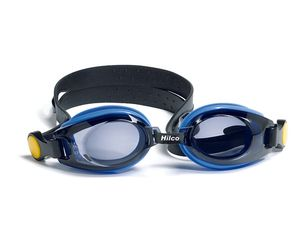 Leader Vantage Eyeglasses Ready to Wear Rx Kids Swim Goggles Junior Blue