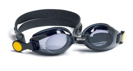 Leader Vantage Eyeglasses Ready to Wear RxKids Swim Goggles Junior Black