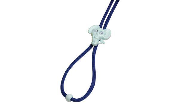 Leader Kids' Pals Eyeglasses Cords  Mouse Royal Blue
