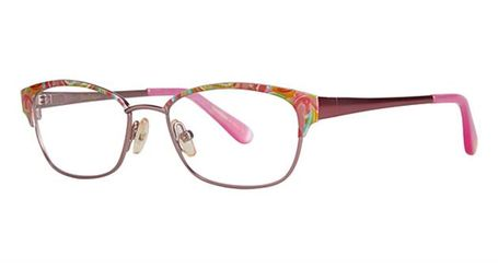 Lilly Pulitzer Girls Morgana Eyeglasses Pink