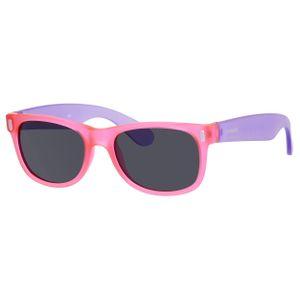 Polaroid Kids P 0115/S Sunglasses Polarized Pink/Purple-0IUB-Y2