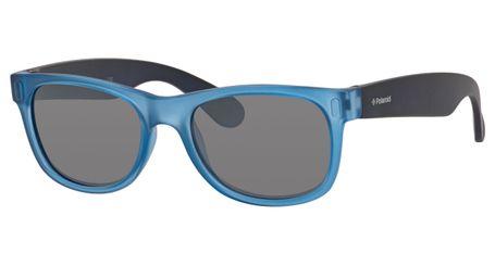 Polaroid Kids P 0115/S Sunglasses Polarized Blue Royal-0N5N-JB