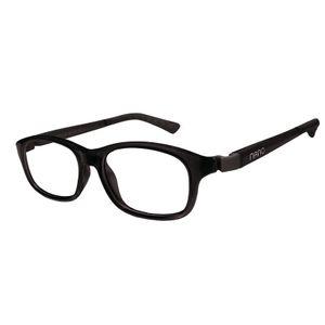 Nano NAO52948 Arcade Kids Eyeglasses Black/Black Eye Size 48-17