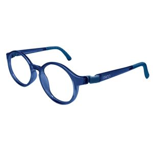 Nano NAO600246 Breakout Kids Eyeglasses Blue Marin/Blue Marin Eye Size 46-17