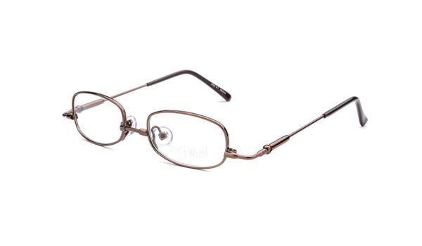 Specs4us EW 1 Kids Eyeglasses Brown
