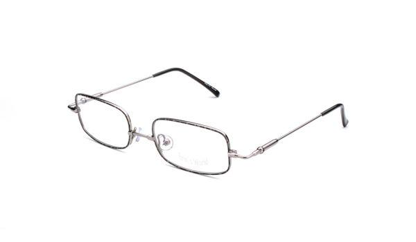 Specs4us EW 5 Kids Eyeglasses Black Demi