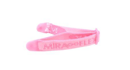 Miraflex Elastic Band  Eyeglasses EBB  Pink