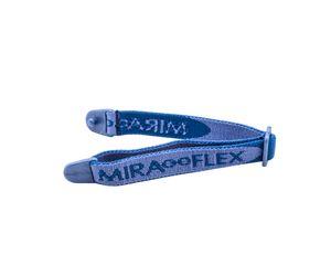 Miraflex Elastic Band  Eyeglasses EBDP Dark Blue Pearl
