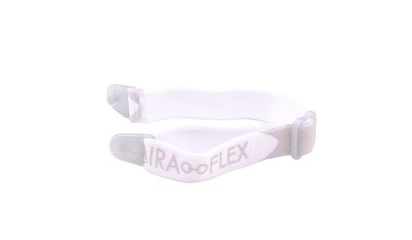 Miraflex Elastic Band  Eyeglasses EBJC Clear Gray