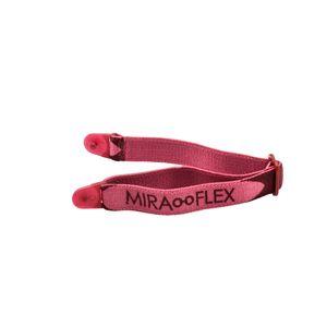 Miraflex Elastic Band  Eyeglasses EBK Burgundy