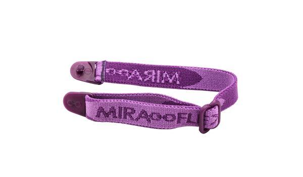 Miraflex Elastic Band  Eyeglasses EBP Plum