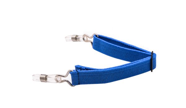 Leader Sport Bands Eyeglasses Holder Royal Blue