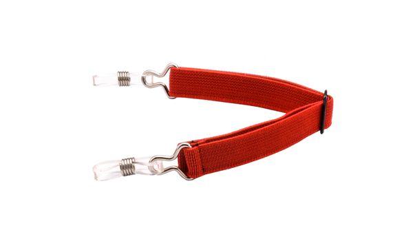 Leader Sport Bands Eyeglasses Holder Red