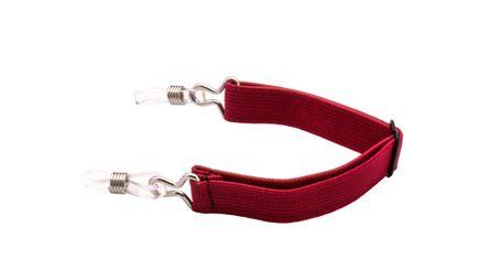 Leader Sport Bands Eyeglasses Holder Fuchsia