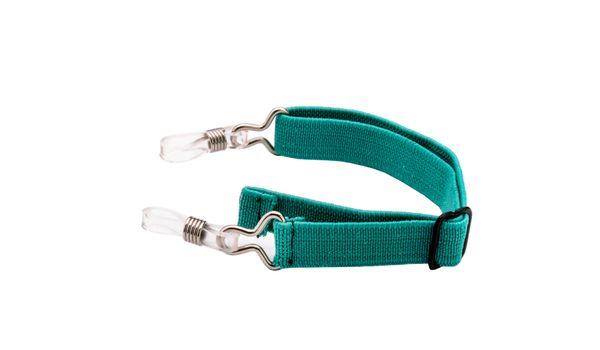 Leader Sport Bands Eyeglasses Holder Turquoise
