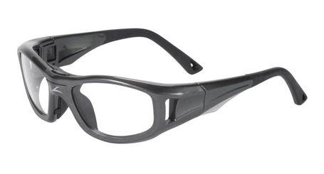59897e36f517 C2 Rx Hilco Leader Kids Sports Safety Glasses 365302000 Gunmetal C2 ...