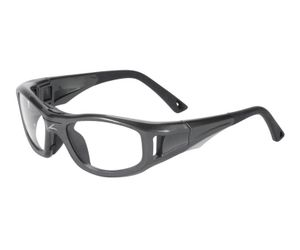 C2 Rx Hilco Leader Kids Sports Safety Glasses 365302000  Gunmetal