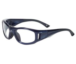 C2 Rx Hilco Leader Kids Sports Safety Glasses 365304000 Navy