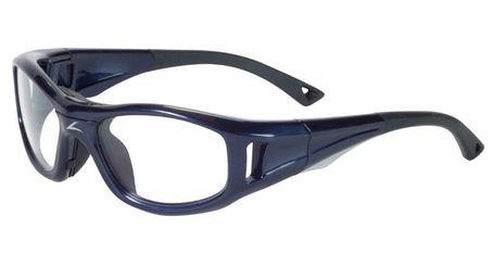 9ca6a1f4039f C2 Rx Hilco Leader Kids Sports Safety Glasses 365304000 Navy C2 Rx ...