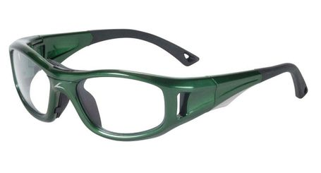 f9072f2e9d0 C2 Rx Hilco Leader Kids Sports Safety Glasses 365305000 Green C2 Rx ...