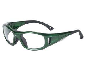 C2 Rx Hilco Leader Kids Sports Safety Glasses 365305000 Green