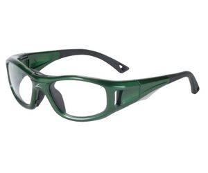 C2 Rx Hilco Leader Kids Sports Safety Glasses 365305000 Green