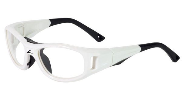 C2 Rx Hilco Leader Kids Sports Saftey Glasses 365306000  White