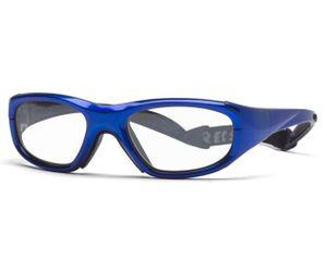 Liberty Sport Protective Rec Specs Maxx 20 BLBK Eyeglasses Bright Blue/Black #2