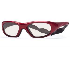 Liberty Sport Protective Rec Specs Maxx 20 CMBK Eyeglasses Crimson/Black #1