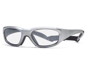 Liberty Sport Protective Rec Specs Maxx 20 PLSI Eyeglasses Plated Silver #3