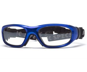 Liberty Sport Rec Specs Maxx 21 BLBK Eyeglasses Bright Blue/Black #2