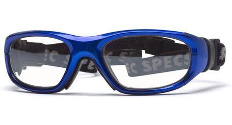 Liberty Sport Protective Rec Specs Maxx 21 BLBK Eyeglasses Bright Blue/Black #2