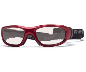 Liberty Sport Protective Rec Specs Maxx 21 CMBK Eyeglasses Crimson/Black #1