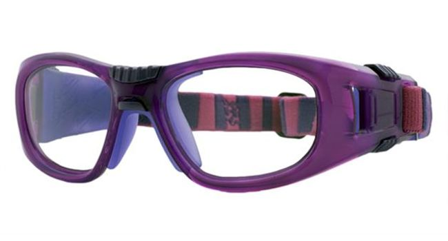 Liberty Sport Rec Specs Betty PU Eyeglasses Purple #651