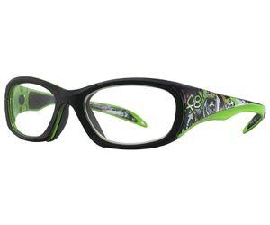 Liberty Sport Protective Rec Specs F8 Street Series Eyeglasses Neon Tag #245