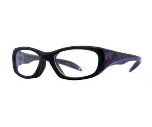 Liberty Sport Protective Rec Specs F8 Street Series Eyeglasses Peace&Luv #656