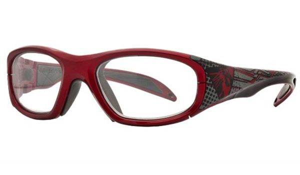 Liberty Sport Protective Rec Specs F8 Street Series Eyeglasses Shatter #703