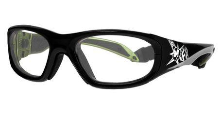 Liberty Sport Protective Rec Specs F8 Street Series Eyeglasses Sword Totem