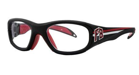 Liberty Sport Protective Rec Specs F8 Street Series Eyeglasses Collegiate #240