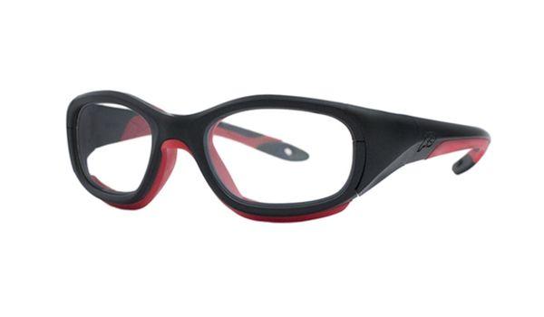 863a42c0ee1 Liberty Sport F8 Collection Slam Eyeglasses MBRD Matte Black Red 230 F8 Slam  MBRD - Optiwow