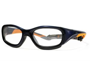 2712b090364 Liberty Sport F8 Collection Slam Eyeglasses NVBO Navy Blue Orange  643